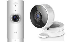 D-Link présente ses nouvelles caméras de surveillance