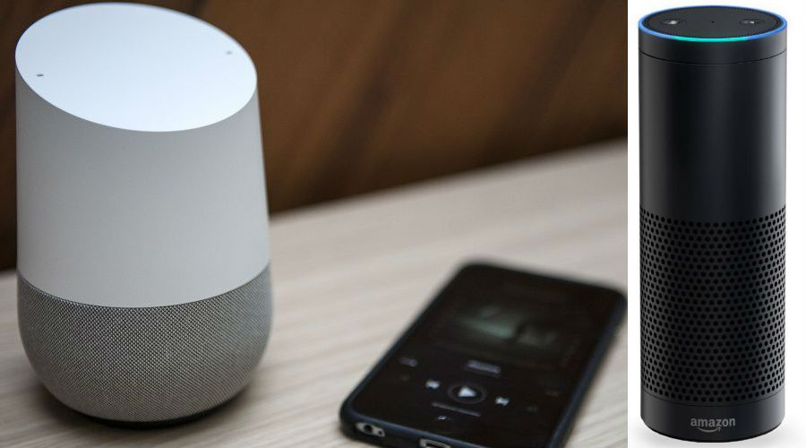Actu ecovacs Google Home Amazon Echo