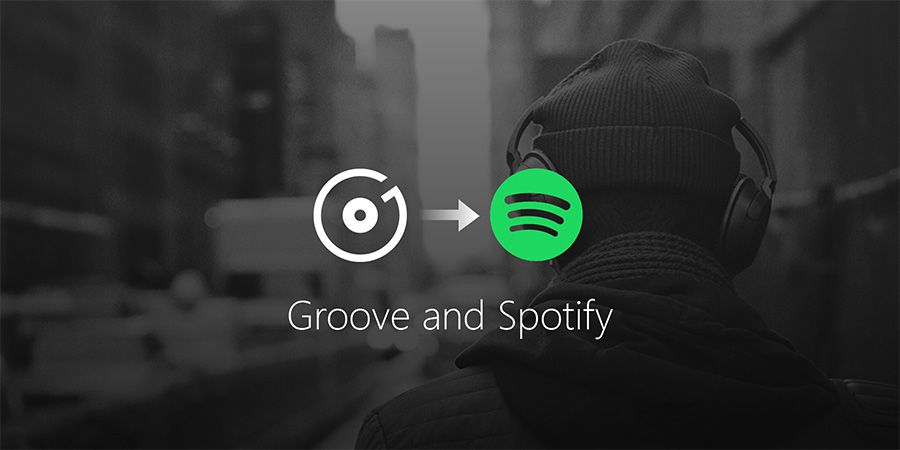 Microsoft arrête son service de streaming Groove Music