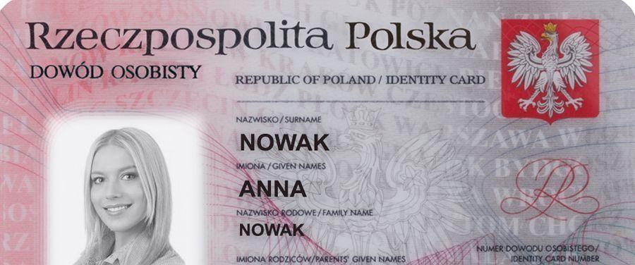 La carte d'identité polonaise bientôt dématérialisée