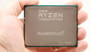 AMD Ryzen Threadripper: jusqu'à 21 Go/s avec un RAID de SSD NVMe