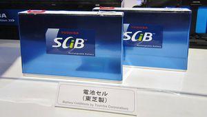 Toshiba SCiB Lithium-ion: 320 kilomètres en 6 minutes de recharge