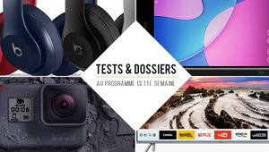 7 jours de tests – Samsung UE65MU7005, Huawei Y6 Pro 2017