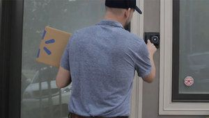 Walmart: des courses livrées à domicile, que l'on soit présent ou non
