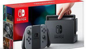 Nintendo produira 2 millions de consoles Switch par mois jusqu'à Noël