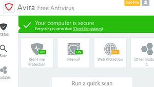 Avira repense complètement son antivirus