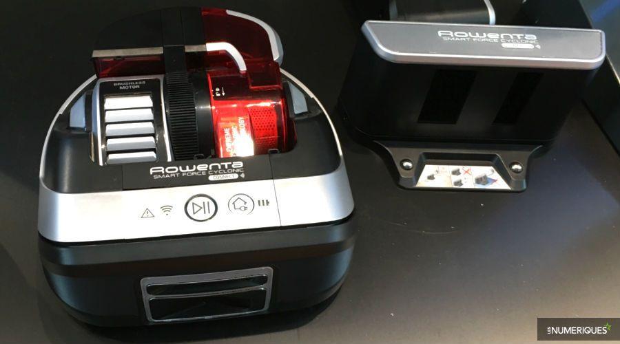 rowenta sort de nouveaux aspirateurs robots qui cartographient. Black Bedroom Furniture Sets. Home Design Ideas