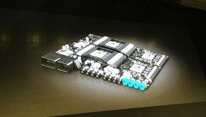 Nvidia Drive PX Pegasus: plateforme pour voiture autonome de niveau 5