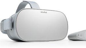 Facebook dévoile l'Oculus Go, un casque de VR 100% autonome