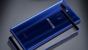 """Archos lance le Diamond Omega, un smartphone 5,7"""" sans bords en 17:9"""