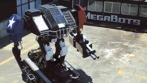Un vrai duel de robots géants diffusé sur Twitch le mardi 17 octobre