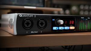 PreSonus lance une version plus abordable de son interface Quantum
