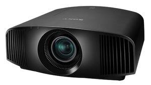 Sony dévoile ses nouveaux vidéoprojecteurs 4K