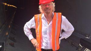 Virgin Hyperloop One: Richard Branson prend le train en marche