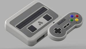 Super NT: une nouvelle alternative à la Super NES mini