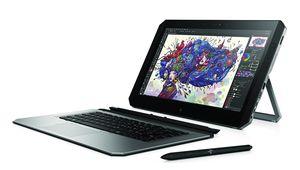 HP ZBook x2: un 2-en-1 professionnel avec carte graphique Quadro