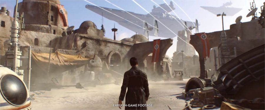 Visceral Games fermé par EA, son jeu Star Wars change de mains