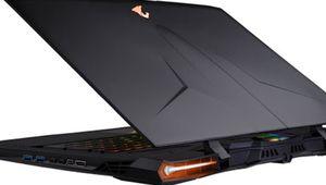 Aorus X9: un nouveau PC portable équipé de 2 GTX 1070