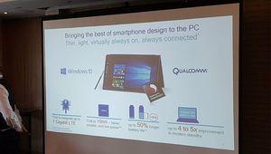 Windows 10 sous ARM: Qualcomm annonce 29 heures d'autonomie