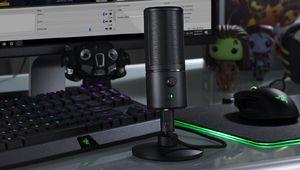 Seiren X, le microphone USB compact vu par Razer