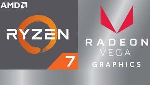 """AMD s'attaque aux ordinateurs portables avec ses APU """"Ryzen with Vega"""""""