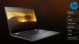 HP, Lenovo et Acer présentent 3 notebooks sous APU Ryzen