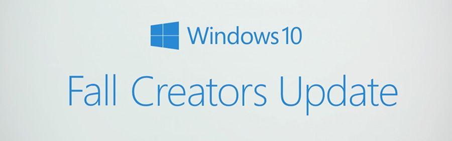 Windows 10: la Fall Creators Update enregistre un bon démarrage