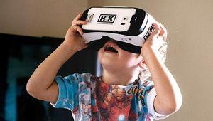 Réalité virtuelle: un potentiel danger pour les enfants?