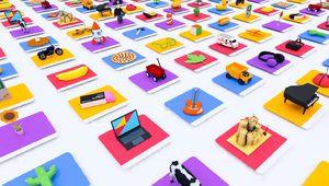 Google lance Poly, une immense librairie d'objets 3D gratuits