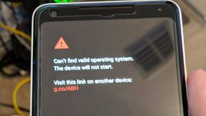 Pixel 2 XL: certains smartphones livrés sans système d'exploitation