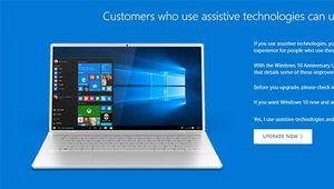 La migration gratuite vers Windows 10 prendra fin le 31 décembre
