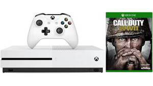 Bon plan – Xbox One S en pack avec un jeu + Call of Duty WWII à 249 €