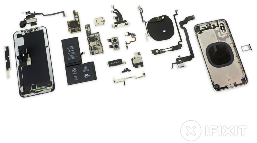 iphone X ifixit.PNG