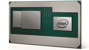 Processeurs Intel avec GPU AMD: c'est désormais officiel
