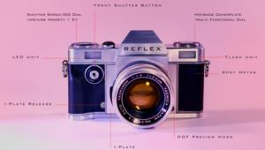 """""""Reflex"""": un reflex argentique 100% made in 2017"""