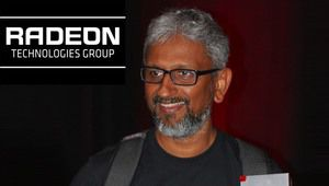 Raja Koduri, vice-président du Radeon Technologies Group, quitte AMD