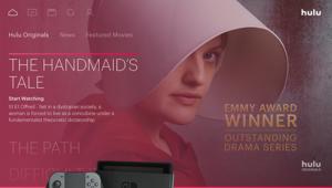 Hulu arrive sur la Nintendo Switch