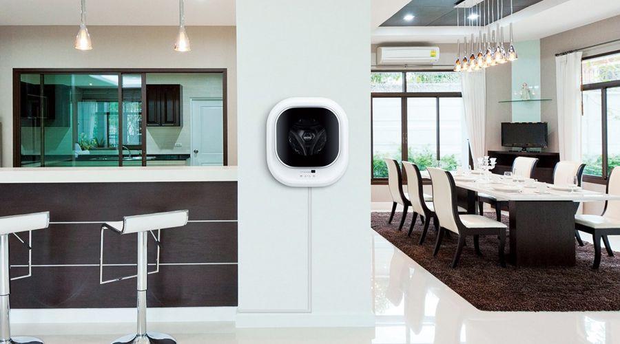 Daewoo étoffe sa gamme de lave-linge à fixation murale - Les Numériques ac0aadf585a2