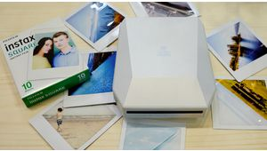Salon de la Photo – Découverte de l'imprimante instantanée Instax SP-3