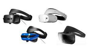 Les casques Windows de réalité mixte auront le droit aux jeux Steam VR