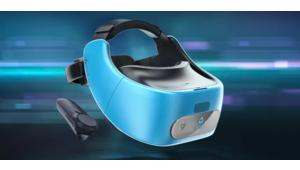 HTC dévoile le Vive Focus, un casque de VR autonome