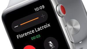 Avec la sortie de sa Watch Series 3, Apple reprend la tête du marché