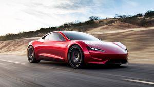 Tesla Roadster: 400 km/h et 1000 km d'autonomie