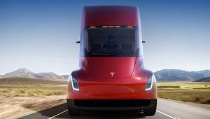 [MàJ] Tesla Semi: le camion électrique aux 800 km d'autonomie
