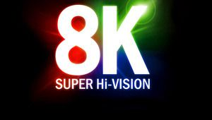 Le premier tuner 8K sera prêt pour les JO de Tokyo 2020