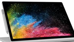 """Surface Book 2 15"""": même branché, il se décharge en jeu"""