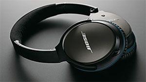 Bon plan – Casque à réduction de bruit Bose QC25 à 169€