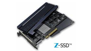 Samsung détaille son premier SSD à mémoire Z-NAND