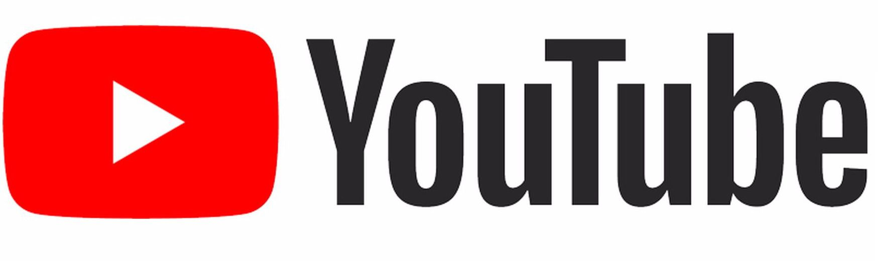 YouTube logo 2017