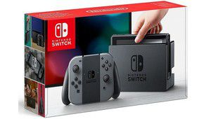Black Friday – Nintendo Switch + The Legend à Zelda à 322€
